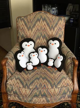 our-penguin-family