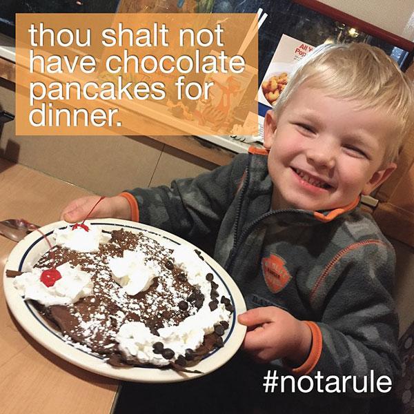 pancakes-for-dinner