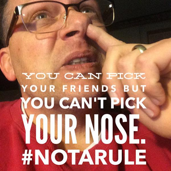 pick-nose