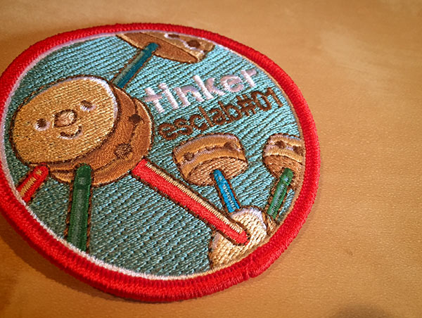 tinker-patch