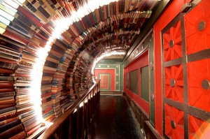 Saturday Morning Sprinkles: Coolest Bookstore in the World Edition