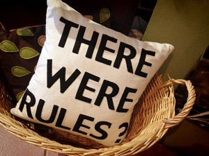 6 Rules That Don't Exist That Will Surprise Most Parents