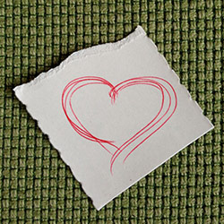 heart-drawing