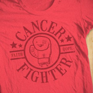 cancer-fighter-red-shirt