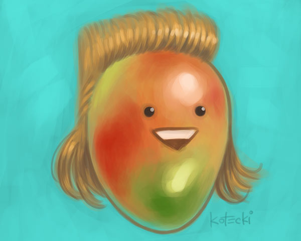 mango-with-mullet