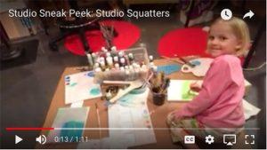 Studio Sneak Peek #3: Studio Squatters