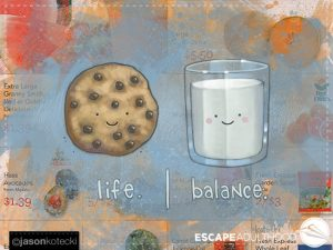 A New Way of Looking at Life Balance