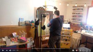 Studio Sneak Peek #54: The Staredown