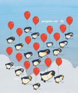 17 Penguins