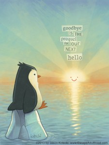 Goodbye Is The Prequel
