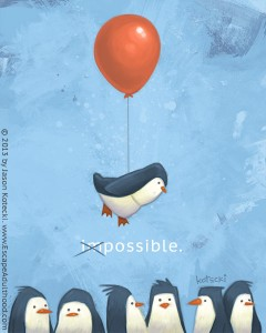 Penguin Impossible