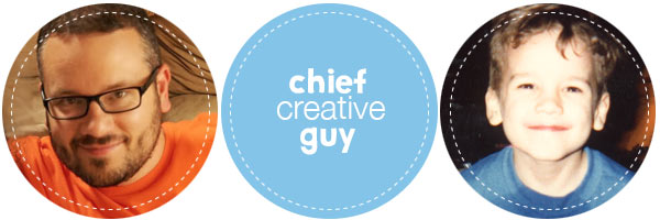 chief creative guy
